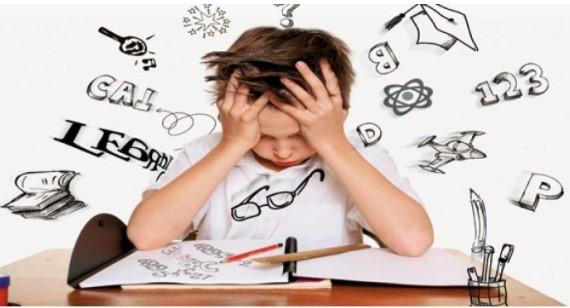 Χαμηλή αυτοεκτίμηση και μαθησιακές δυσκολίες.